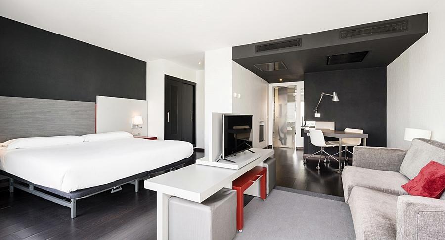 HOTEL ILUNION ATRIUM - Hotel cerca del Plaza de Toros de Las Ventas