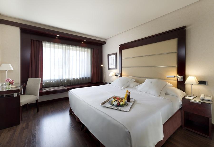 ANDALUCIA CENTER - Hotel cerca del Parque García Lorca de Granada