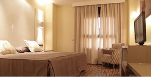 MALAGA NOSTRUM - Hotel cerca del Palacio de Deportes Martín Carpena
