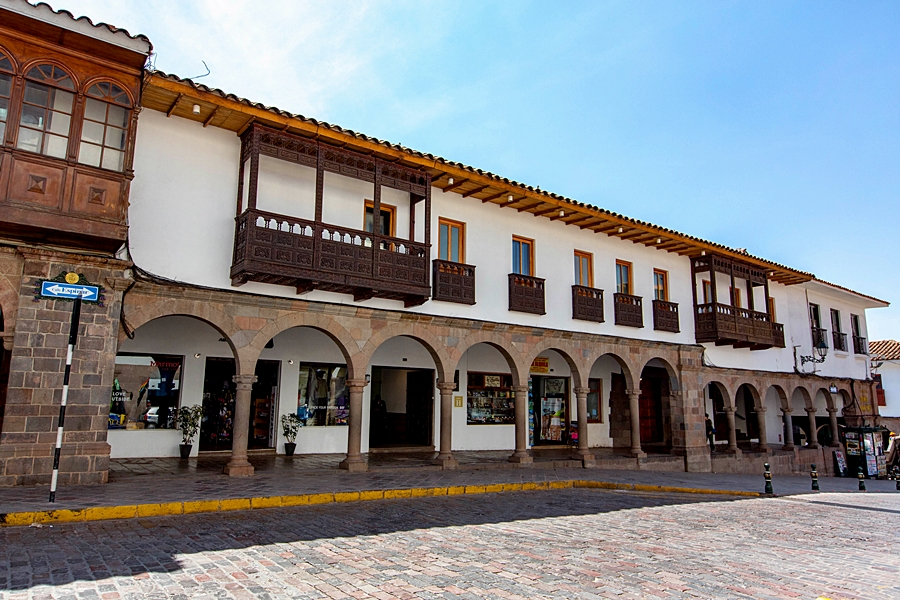 Hotel Casa Andina Standard Cusco Plaza