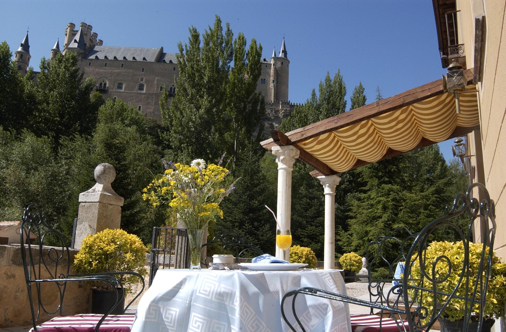 DOMUS SELECTA ALCÁZAR - Hotel cerca del Acueducto de Segovia