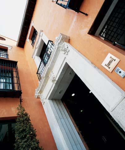 HESPERIA GRANADA - Hotel cerca del Estadio de Los Cármenes