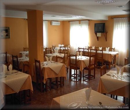 Hotel en guadalajara hostal padrino almoguera de for Hostal ciudad jardin malaga