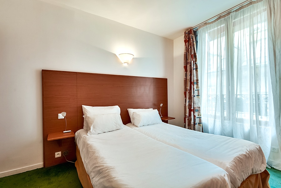 foto del HOTEL PAVILLON COURCELLES PARC MONCEAU en PARIS (PARIS). FR