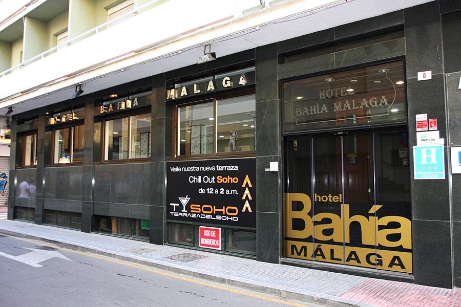 Hotel en malaga bahia malaga malaga de mmmmml for Soho oviedo