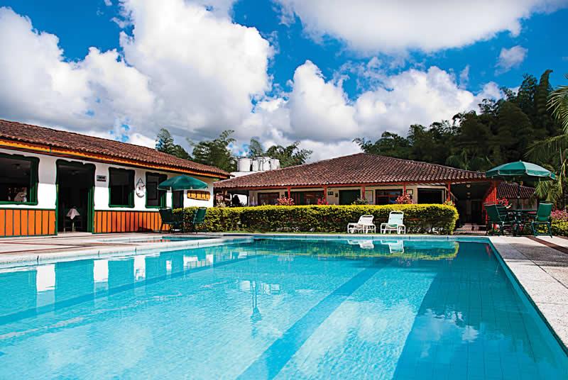 HotelLa Floresta Campestre