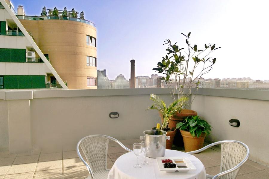 Hotel alameda plaza antes hi valencia en valencia valencia for Hotel oceanografic ninos