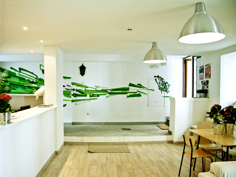 Fotos de THE LIVING ROOF HOSTEL MADRID