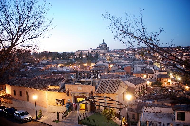 HOTEL MEDINA TOLEDO - Hotel cerca del Plaza de Toros de Toledo