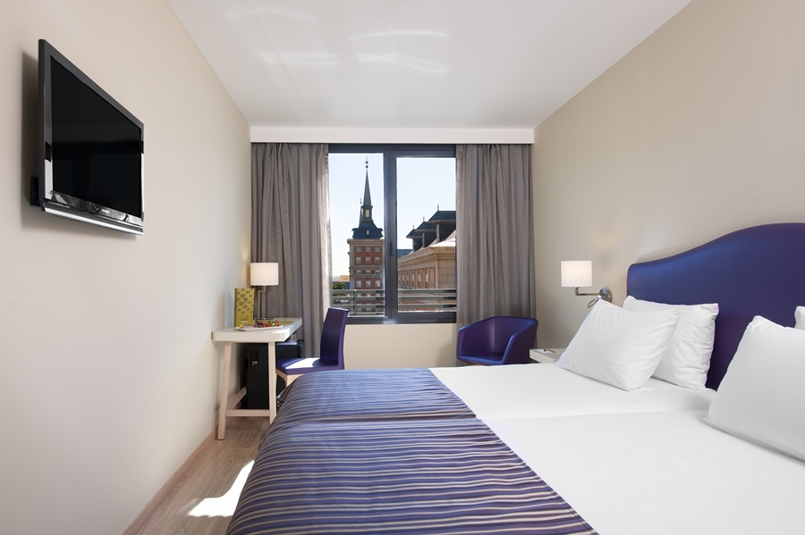 EXE MONCLOA - Hotel cerca del Sala Berlanga