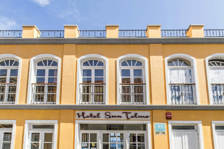 Hotel san telmo en puerto de la cruz tenerife desde 38 rumbo - Hotel san telmo puerto de la cruz tenerife ...