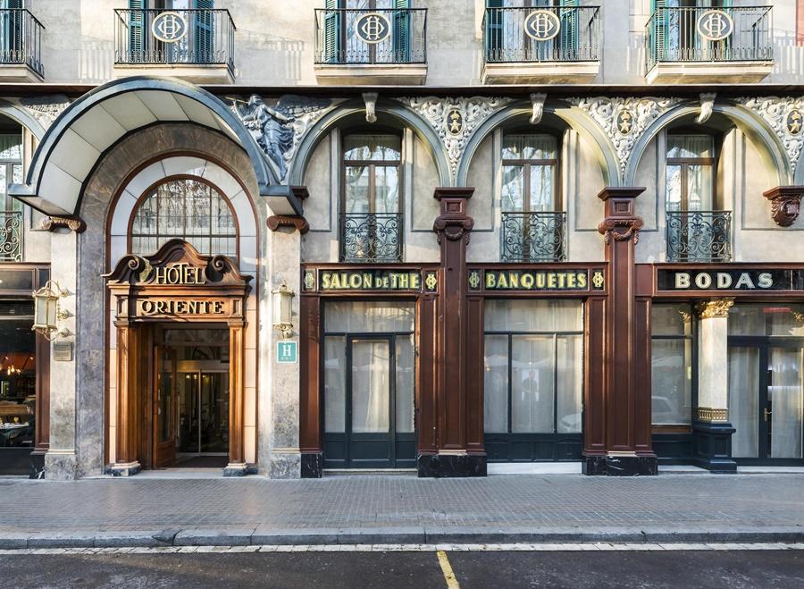 Hotel Oriente Atiram