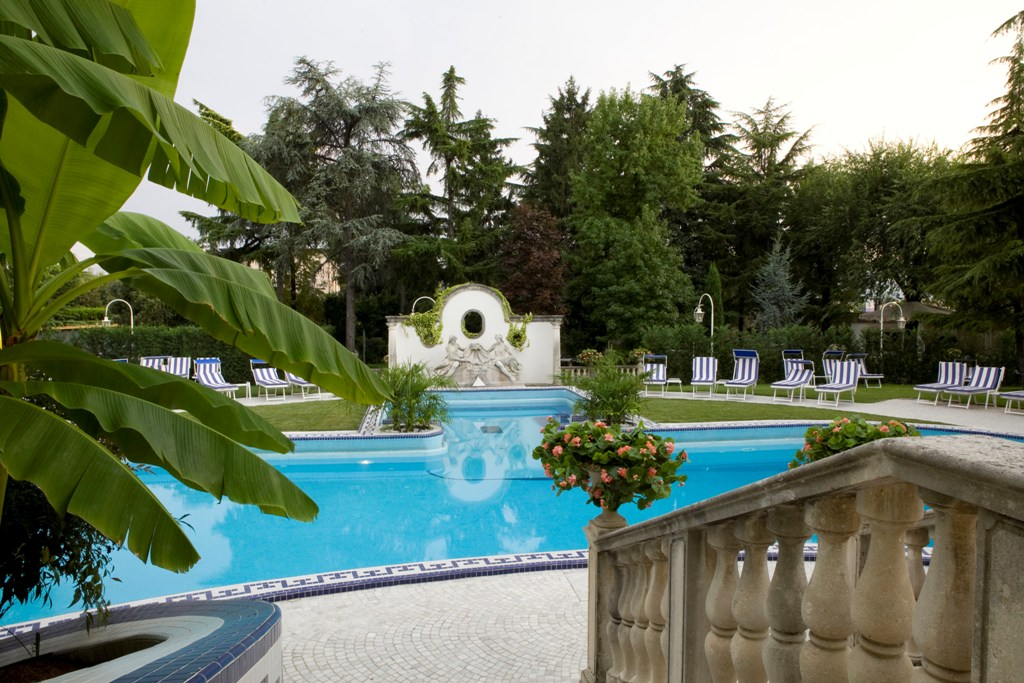Abano Ritz Thermae And Wellness Hotel