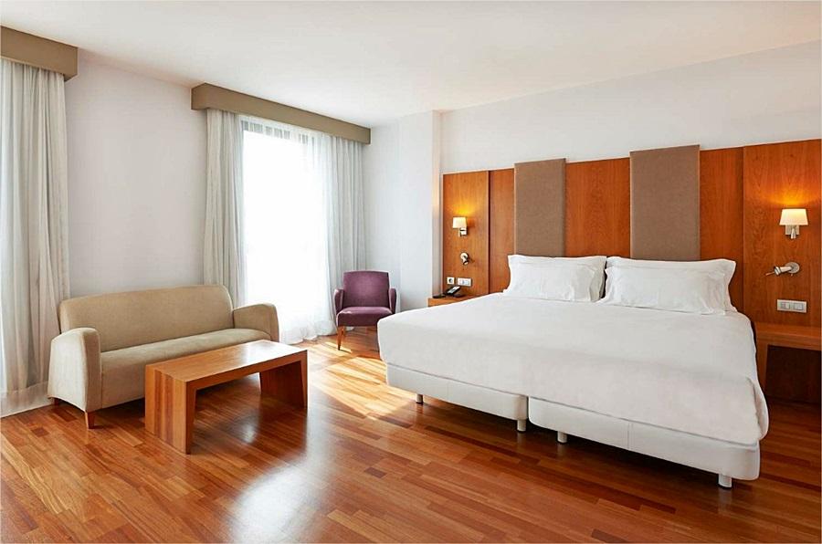 NH CIUDAD DE ALMERIA - Hotel cerca del Estadio de los Juegos del Mediterráneo