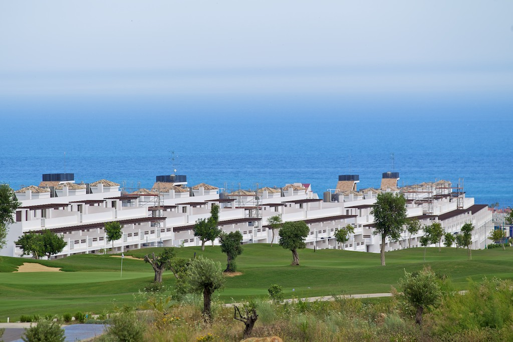 ONA VALLE ROMANO GOLF & RESORT - Hotel cerca del Casares Costa Golf