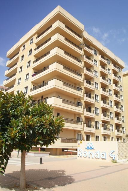 RONDA 4 - Hotel cerca del Palacio de Deportes Martín Carpena