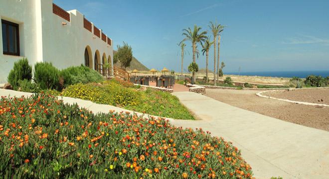 CORTIJO EL PARAISO - Hotel cerca del Playa de los Genoveses