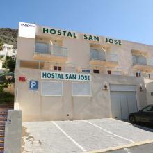 SAN JOSE - Hotel cerca del Playa de Mónsul
