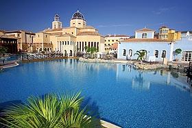 MELIA VILLAITANA - Hotel cerca del Parque Temático Terra Mítica