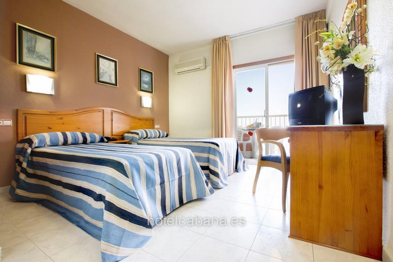 CABANA - Hotel cerca del Parque Temático Terra Mítica
