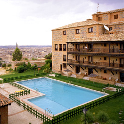 PARADOR DE TOLEDO - Hotel cerca del Plaza de Toros de Toledo