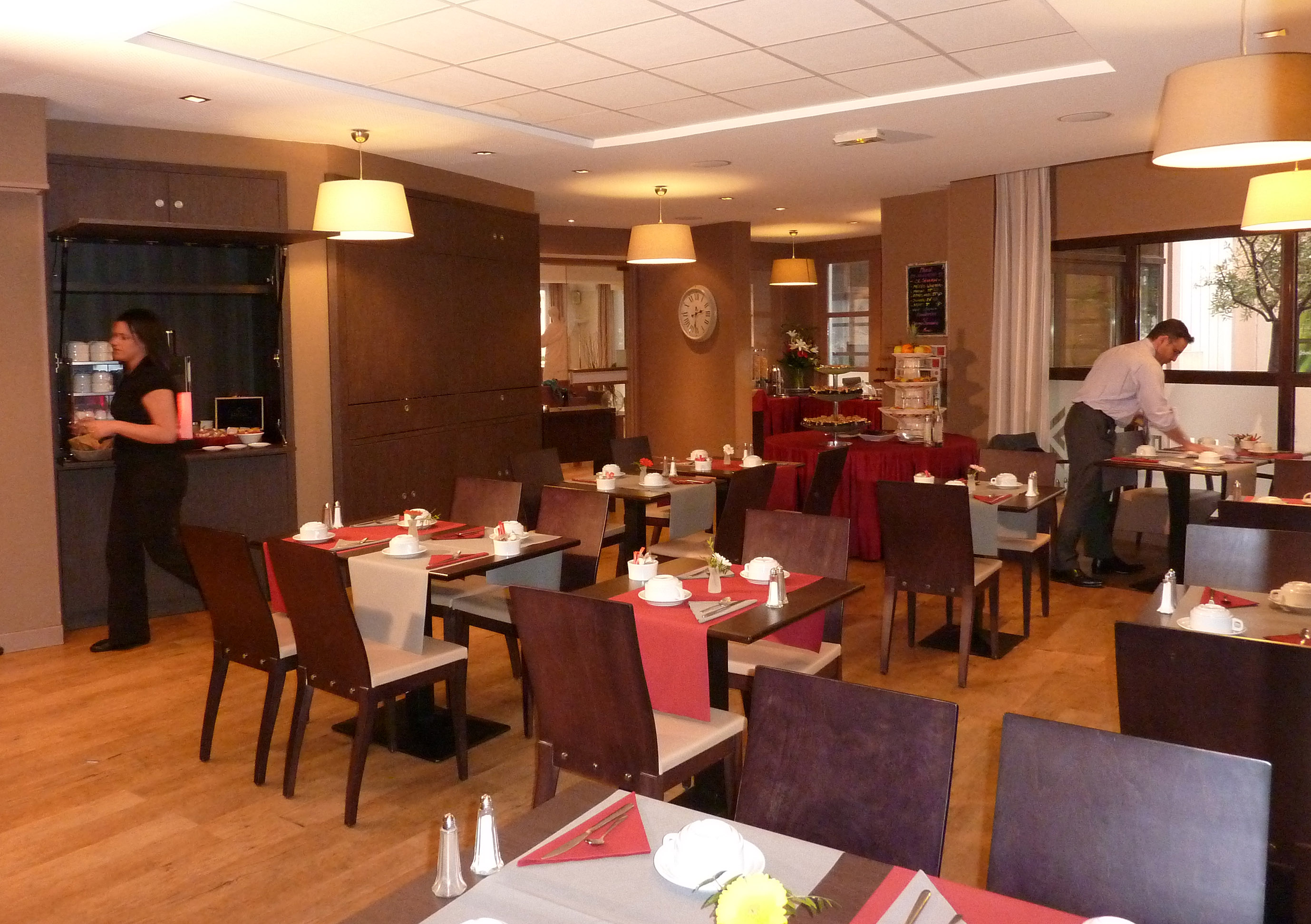 Hotel appart hotel odalys atrium aix en provence viajes for Appart hotel a madrid