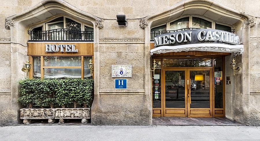 HOTEL ATIRAM MESON CASTILLA - Hotel cerca del Bar Betty Ford