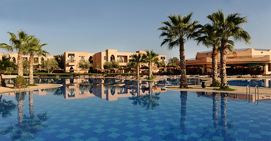 Marrakech Ryads Parc& Spa