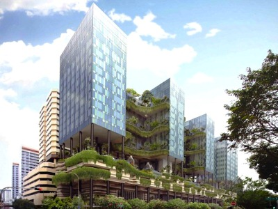 PARKROYAL ON PICKERING (ORCHID CLUB)