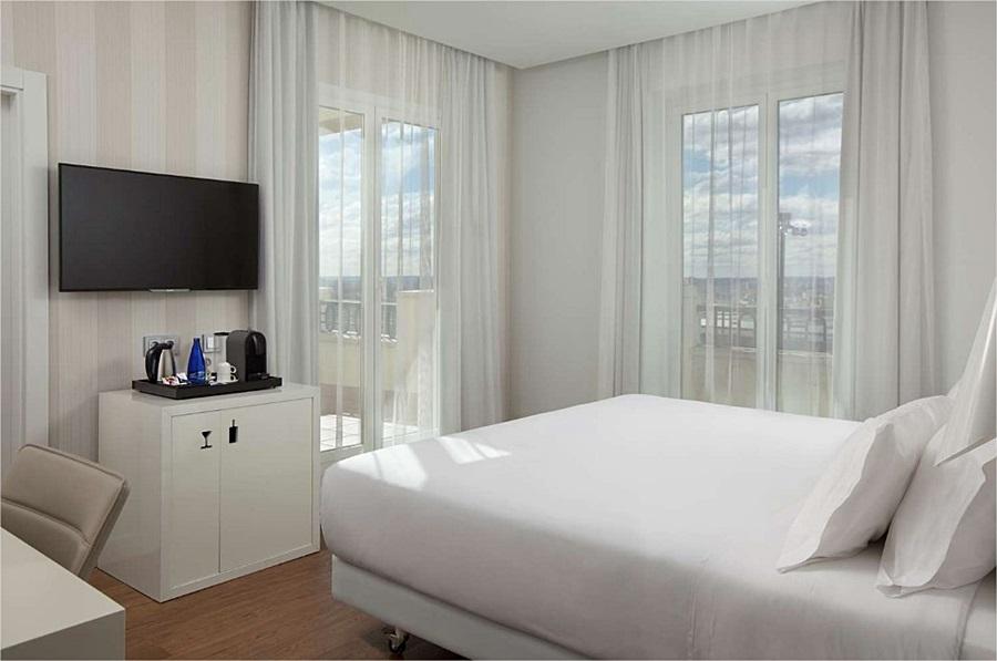 NH MADRID ATOCHA - Hotel cerca del Sala Berlanga