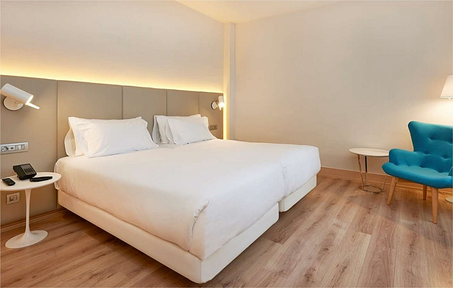 NH BILBAO DEUSTO - Hotel cerca del Aeropuerto de Bilbao