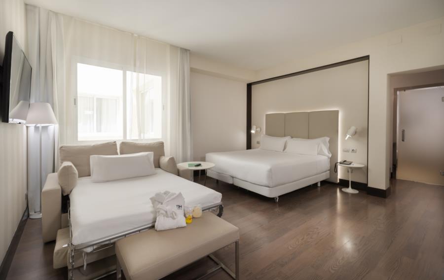 NH MADRID LAGASCA - Hotel cerca del Estación Sur de Autobuses