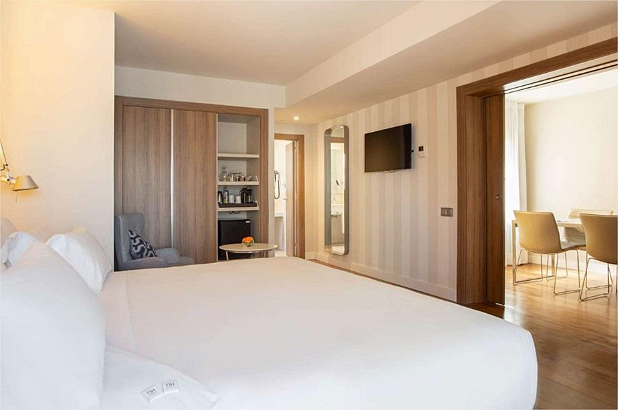 NH MADRID BALBOA - Hotel cerca del Bar Fun House