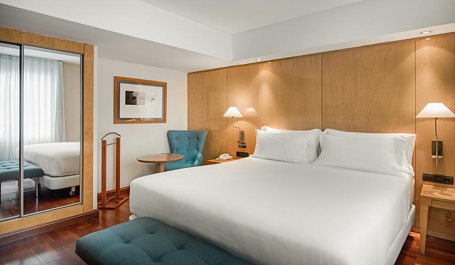 NH PASEO DE LA HABANA - Hotel cerca del Plaza de Toros de Las Ventas