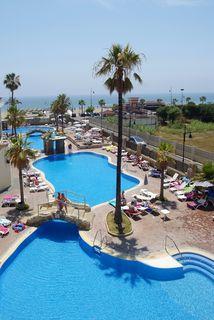 TORREMOLINOS BEACH CLUB HOTEL MARCONFORT - Hotel cerca del Palacio de Deportes Martín Carpena