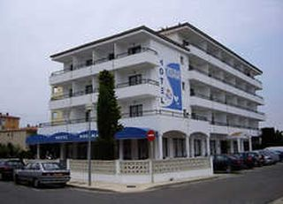 HOTEL ROSAMAR (ROSAS) - Hotel cerca del Parque Natural de Aiguamolls de l'Empordà