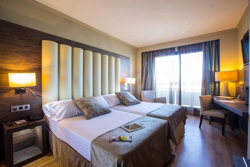 SERCOTEL GRAN HOTEL LUNA DE GRANADA - Hotel cerca del Parque García Lorca de Granada