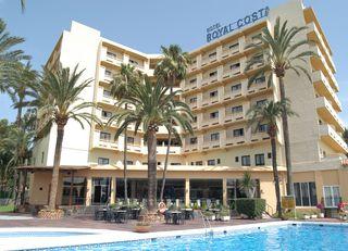 HOTEL ROYAL COSTA - Hotel cerca del Palacio de Deportes Martín Carpena