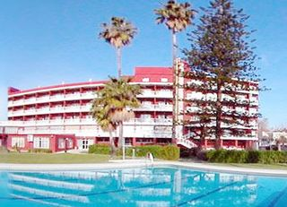 HOTEL LOS ALAMOS - Hotel cerca del Palacio de Deportes Martín Carpena