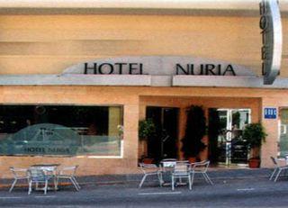 HOTEL NURIA - Hotel cerca del Club de Golf Bonalba