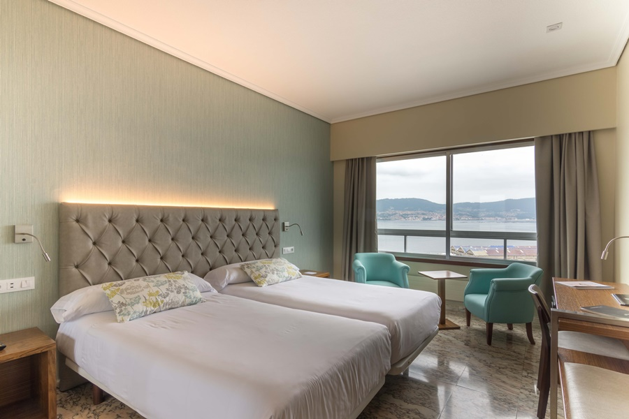 HOTEL BAHIA DE VIGO - Hotel cerca del Aeropuerto de Vigo Peinador