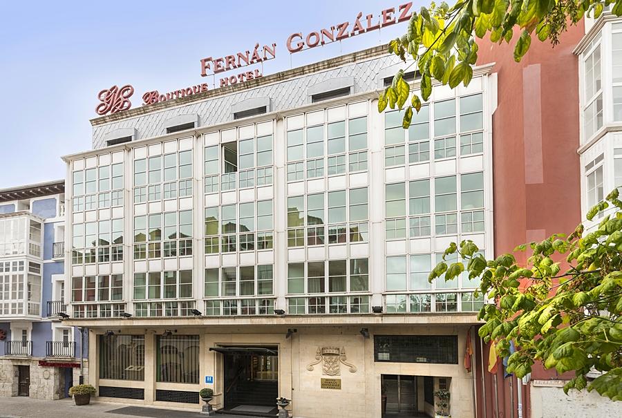 HOTEL FERNAN GONZALEZ - Hotel cerca del Catedral de Burgos