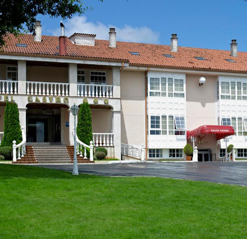 HOTEL CASTRO - Hotel cerca del Aeropuerto de Santiago de Compostela Lavacolla