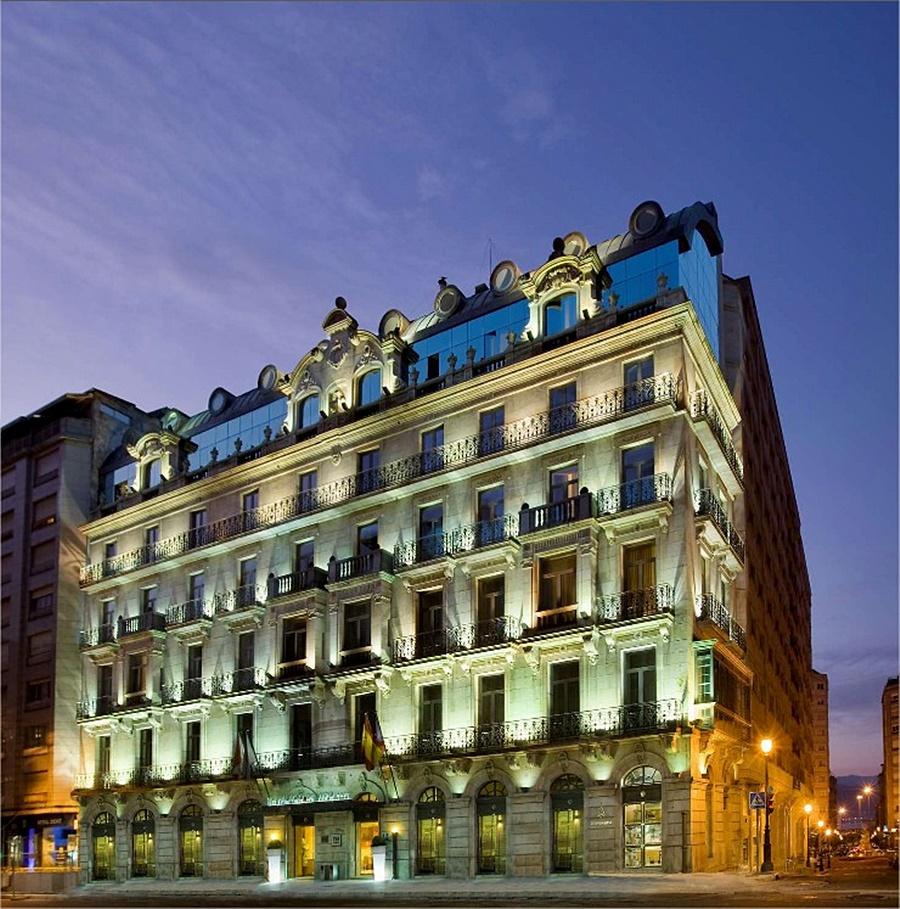 NH COLLECTION VIGO - Hotel cerca del Real Aero Club de Vigo
