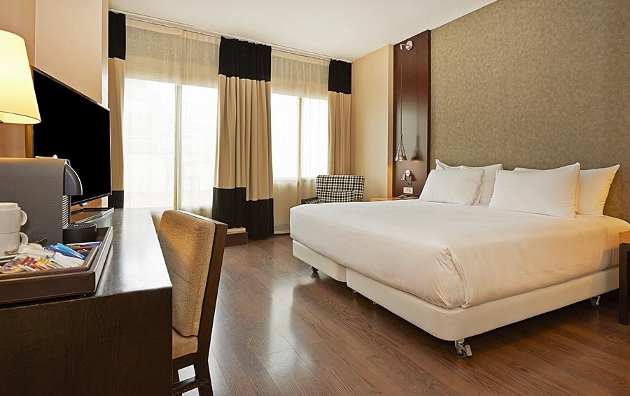 NH BARCELONA EIXAMPLE - Hotel cerca del Bravas en el Bohemic