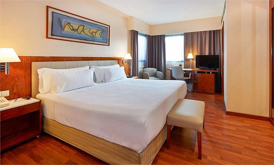 NH BARCELONA ENTENZA - Hotel cerca del Restaurante Zarabanda