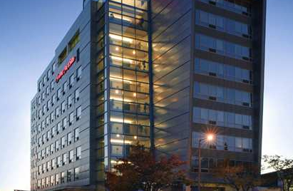 Hampton Inn& Suites Boston Crosstown Center