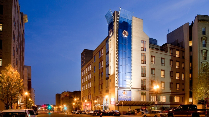 Doubletree By Hilton Hotel Boston- Downtown