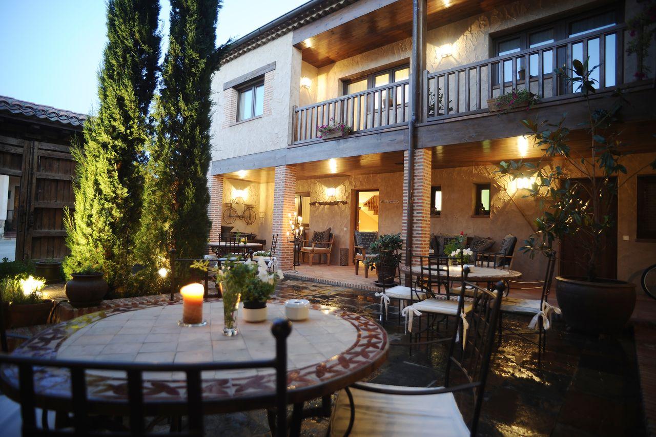 SOLAZ DEL MOROS - Hotel cerca del Acueducto de Segovia
