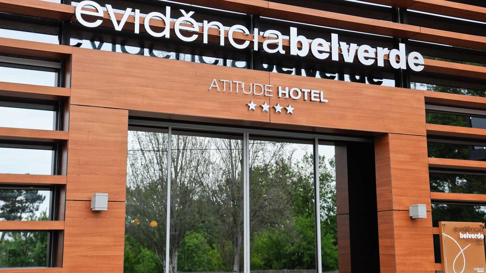 Evidencia Belverde Hotel